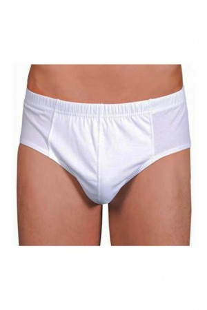 Boy's White Panty (Ages 7-8)