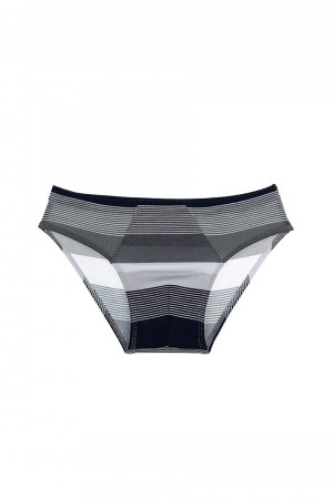 Boy's Striped Multi-color Panty