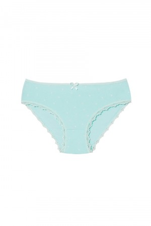 Girl's Lace Detail Panty