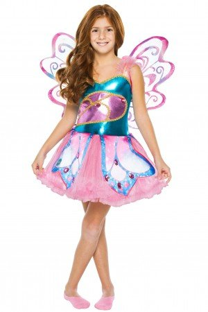 Bloom Costume (Ages 4-6)
