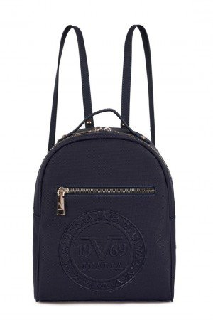 Women's Zipper Casual Backpack