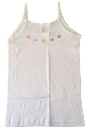 Girl's Thin Strap Printed Camisole