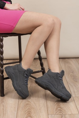 Women's Smoky Suede Sport Shoes