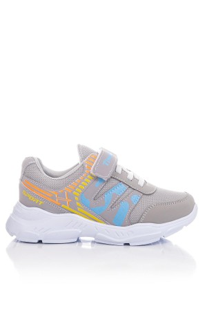 Kid's Ice Color- Turquoise Sport Shoes